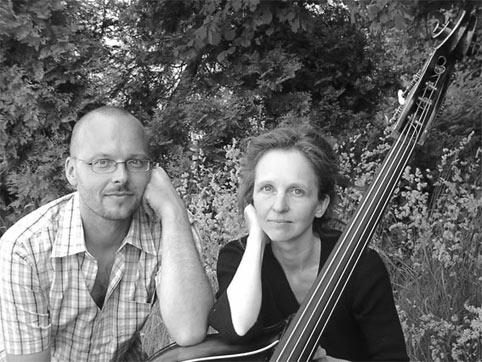 Roland Ruck und Mirjam Usbeck